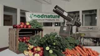 X-1 Commercial Cold Press Juicer | Goodnature X1