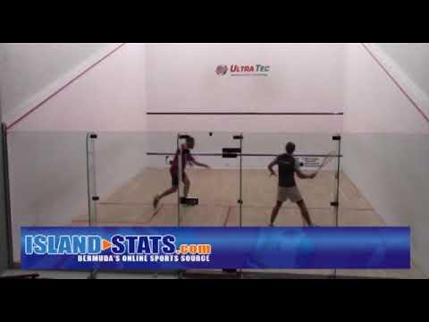 Bermuda Squash Final 2017