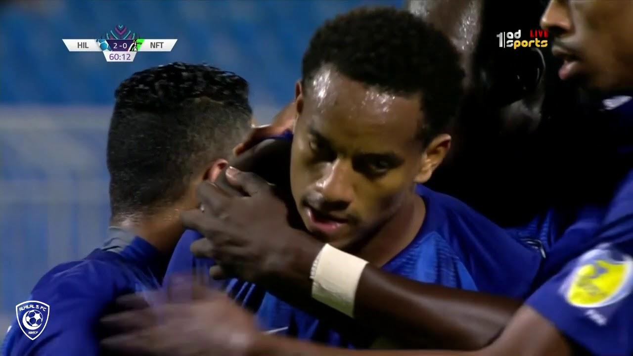 أهداف مباراة الهلال والنفط العراقي 4-0 - كأس زايد للأندية الأبطال ذهاب دور الـ 16