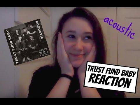 Trust Fund Baby (Acoustic) Lyrics - metrolyrics.com