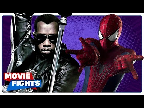 Best Comic Book Origin Movie Before Black Panther? MOVIE FIGHTS (DJ vs MARKEIA)