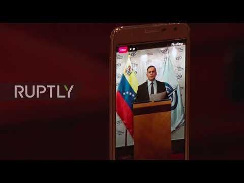Venezuela: Alleged U.S. spy to face terror charges - Attorney General