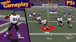 NFL Gameday 2000 ... (PS1) 60fps