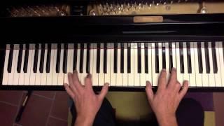Tutorial Piano y Voz Pa' todo el año (Jose Alfredo Jimenez)