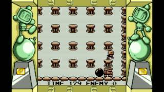 Bomberman Collection (Super Game Boy)