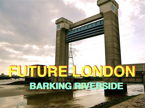 Exploring Old & New Barking - Abbey Ruins to Barking Riverside
