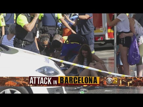 Terror Attack In Spain Kills Several