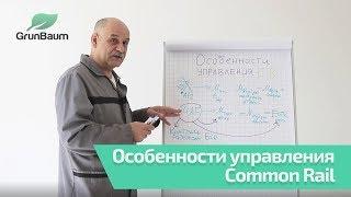 Часть 5. Взаимосвязь параметров Common Rail