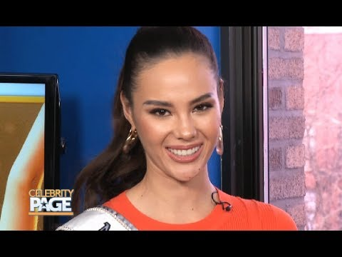 Miss Universe 2018 Catriona Gray is Truly Inspiring!   Celebrity Page