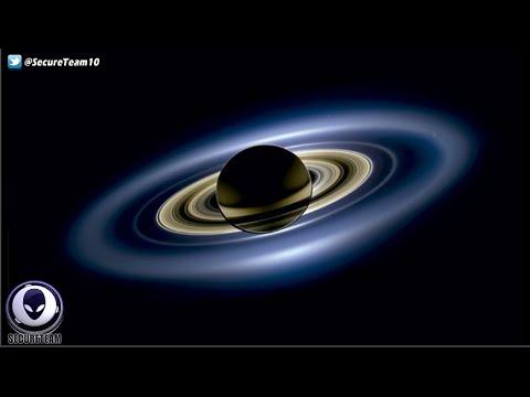 "NASA Scientist: Alien Ships ""Proliferating"" Around Saturn! 8/22/16"