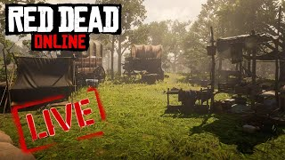 RED DEAD ONLINE - FRIDAY FUN - BOW ONLY LEGENDARY AND MORE