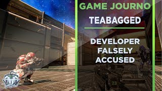 Game Developers accused of Teabagging Game Journalist