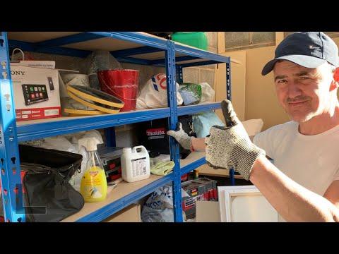 How To Build Garage Shelves - DIY Gerry Shows You Quick And Easy Steps!
