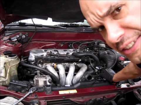 Tired of the Crud Auto Repair How to replace the intake