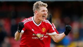 Watford vs Manchester United 1-2 Highlights HD 2015