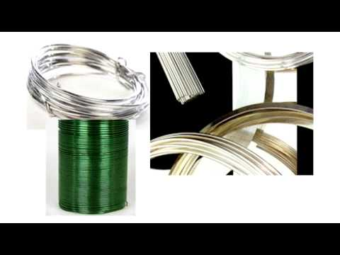 Making Wire Jewelry: Wire Gauge and Hardness