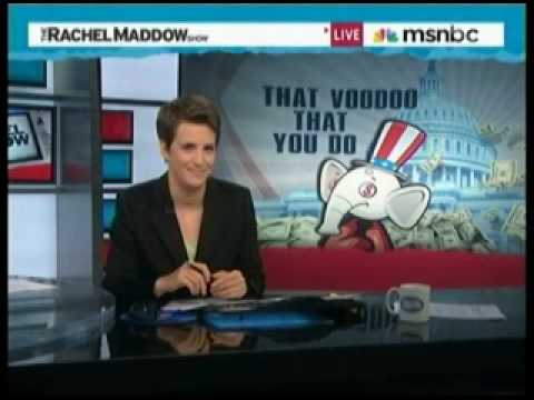 Rachel Maddow: Bush Tax Cuts Suck