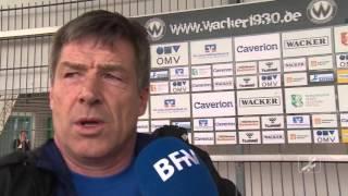 SV Wacker Burghausen - Viktoria Aschaffenburg (Regionalliga Bayern 15/16, 27. Spieltag)
