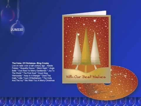 Gold Level CD Greeting Cards 2010