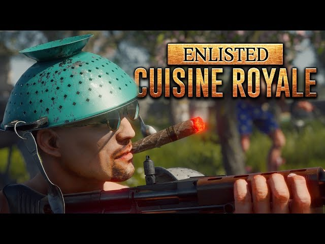 Cuisine Royale (видео)