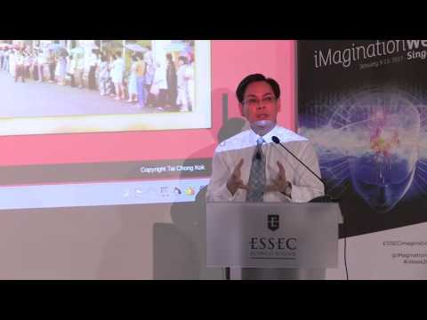 The mooncake experience, Ham Weng Seng, Singapore iMagination Week 2017, ESSEC AP