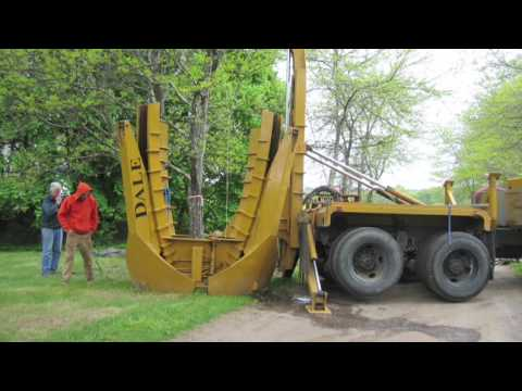 Moving Big Trees Youtube