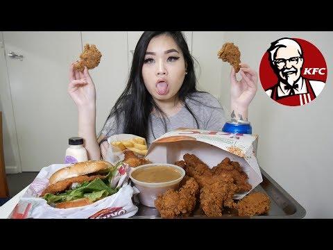 KFC   MUKBANG   EATING SHOW