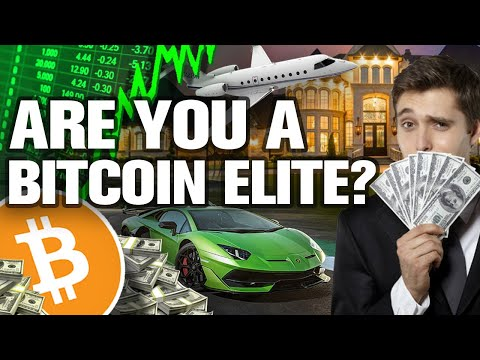 HODL This Much BITCOIN \u0026 Enter The Elite 1% Club!!!