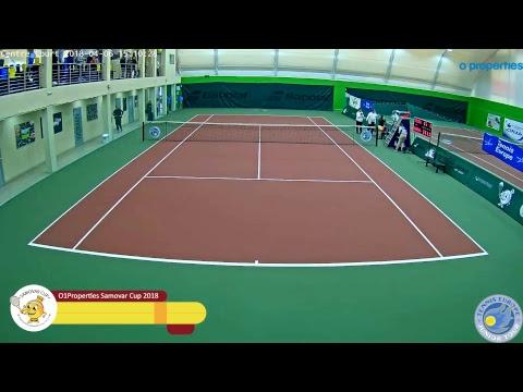 O1Properties Samovar Cup Centre Court 06.04.2018