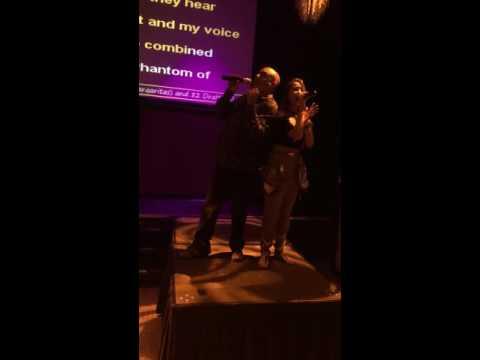 The Phantom of the Opera (live karaoke cover)