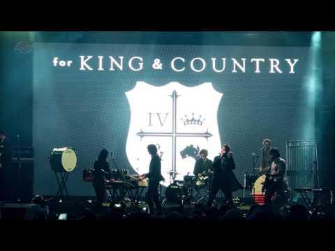 For King & Country Run Wild   festiwal Bądź jak Jezus  Mysłowice 2016