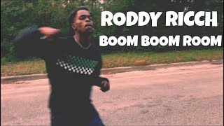 Roddy Ricch - Boom Boom Room (Official Dance Video) @Clazzywonk_