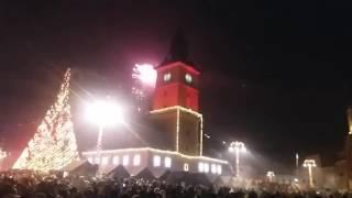 Revelion 2017 - Piata Sfatului Brasov