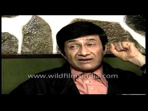 Dev Anand on 'Guide' and 'Evil Within' and Manohar Malgonkar's book influences