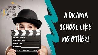 A Drama School Like No Other!!