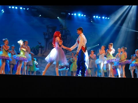 The Little Mermaid Kelli's Kreative Dance KKD 2015 ballet