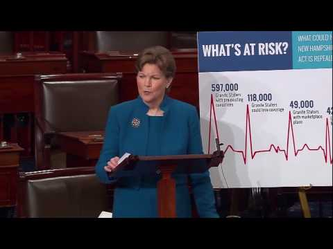 Shaheen Shares Stories of Granite Staters Who Rely on the ACA