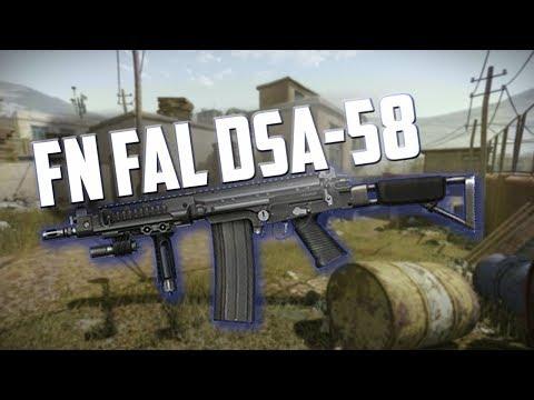 Warface FN FAL DSA-58 thumbnail