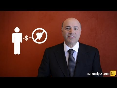 Kevin O'Leary on men, women, and money