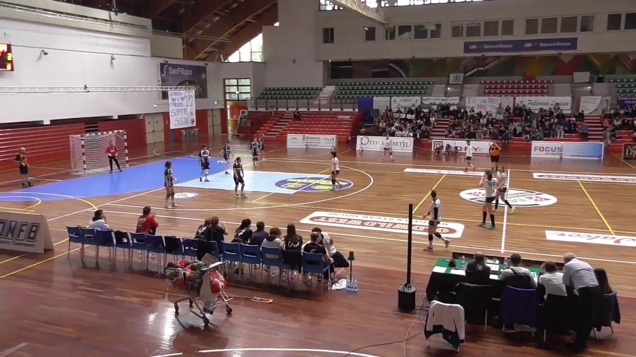 Serie A1F [21^]: Brescia - Estense 25-23