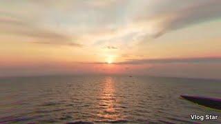 Закат в Сочи! Любуемся закатом под крутую музыку/Sochi
