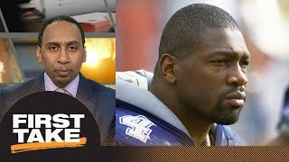 Stephen A. Smith backs Charles Haley calling Cowboys 'a bunch of damn losers' | First Take | ESPN