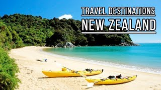 Places To Visit In New Zealand | Top 5 Best Places To Visit In New Zealand 2019