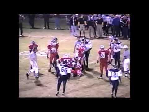 1996-10-18 - Ackerman High School Indians vs Winona High School Tigers Football