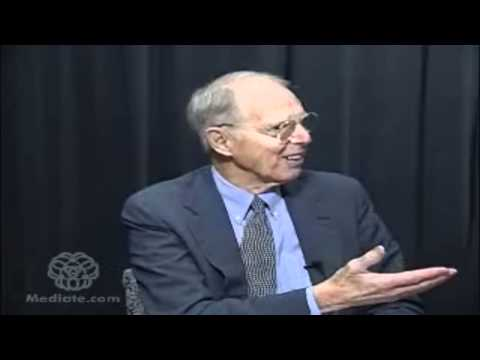 roger-fisher:-discusses-book,-beyond-reason,-and-the-importance-of-emotion---mediate.com-video