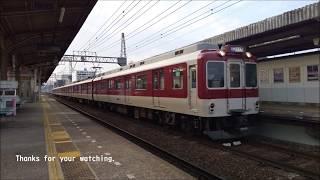 近鉄今里駅で撮影した奈良線の電車たち