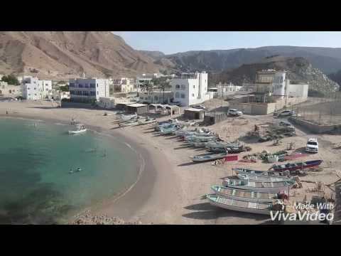 Qantab beach, Muscat, Hiking
