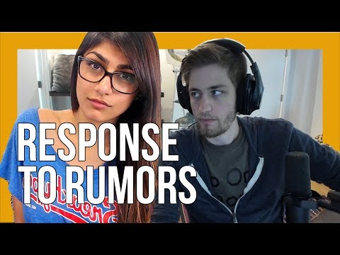 Sodapoppin on Mia Khalifa Rumors & Theories