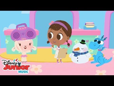 Doc McStuffins Rhymes! Part 2 Compilation | 🎶 Disney Junior Music Nursery Rhymes | Disney Junior