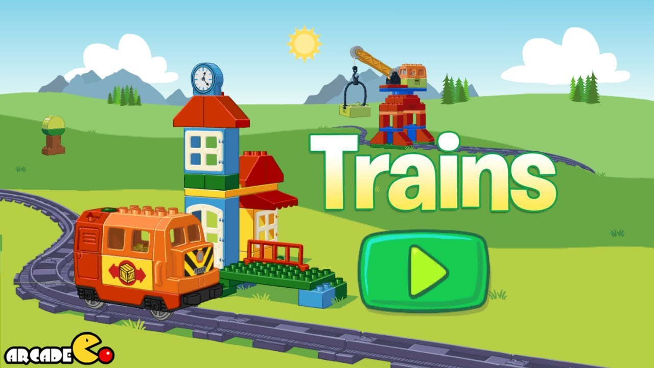 LEGO DUPLO Train - Lego Games for Kids #1